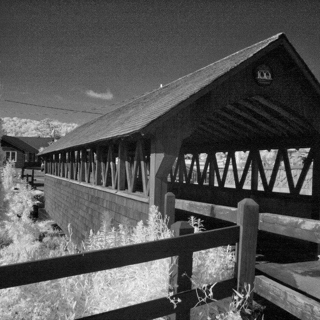 Old Forge Covered Bridge
