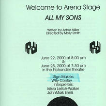 """""""All My Sons"""""""
