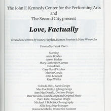 """""""Love, Factually"""""""