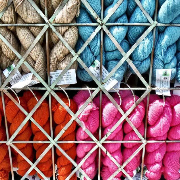 Wool Prison