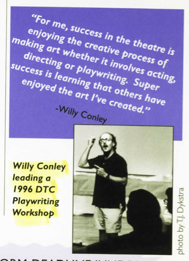 Deaf Theatre Conference