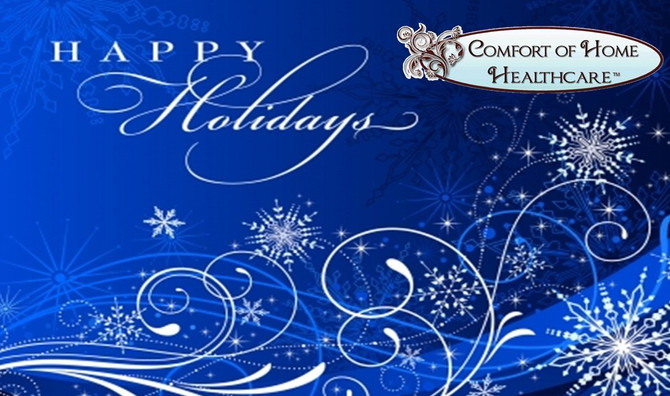 Wishing you aholidayfilled with peace & love… and a New Year rich with blessings