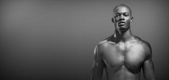 Atlanta Body Builder & Black Model