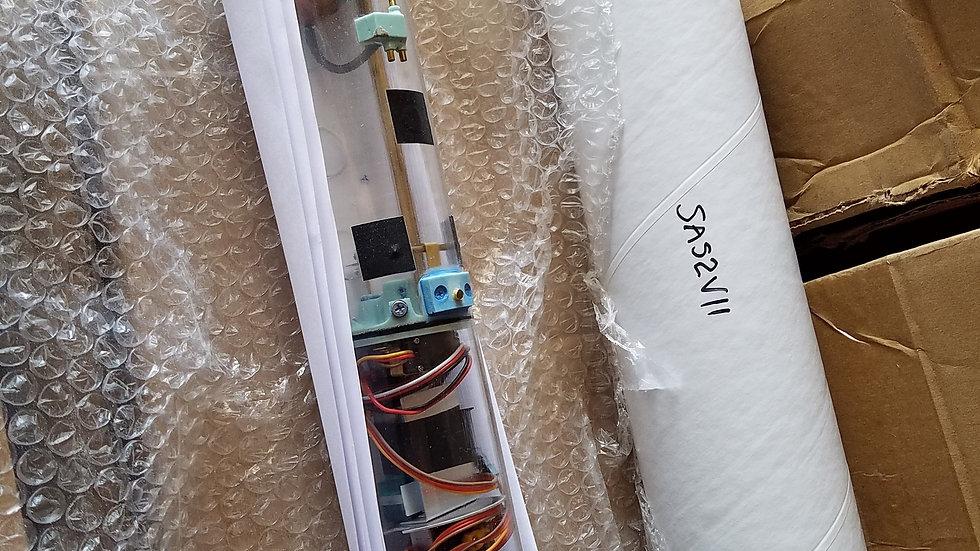"""SubDriver - 2"""" OD - Dual shaft - 15.25"""" length"""