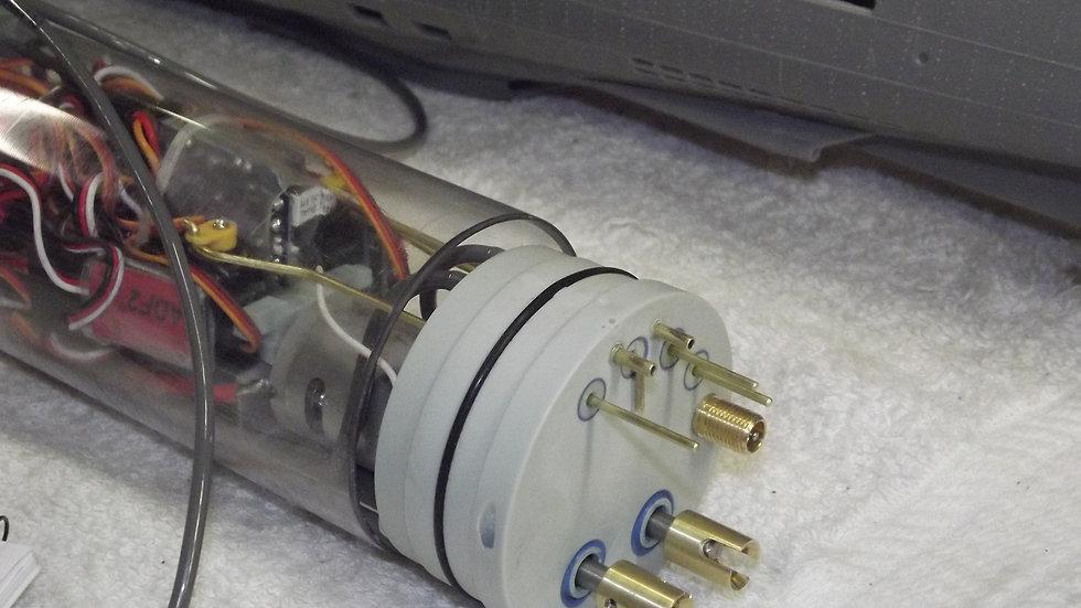 """SubDriver - 2.5"""" OD - Dual shaft - 19"""" length"""
