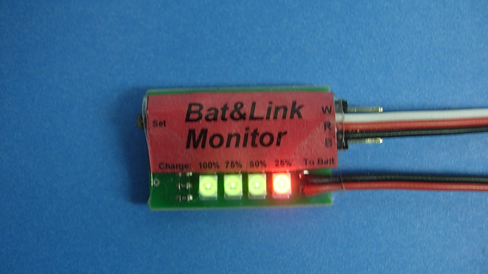 BLM - Battery Link Monitor