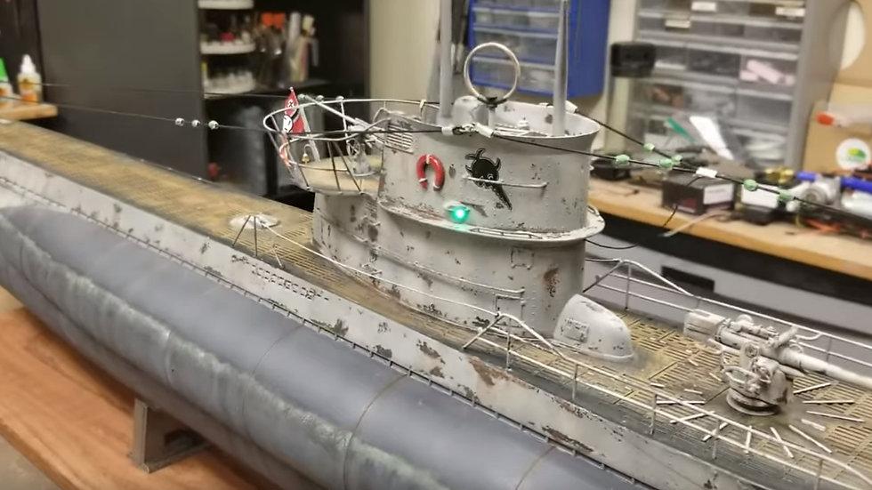 Standard Lighting Kit for Submarines
