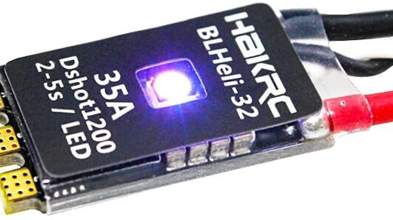 BLHeli_32 Brushless Electronic Speed Controller