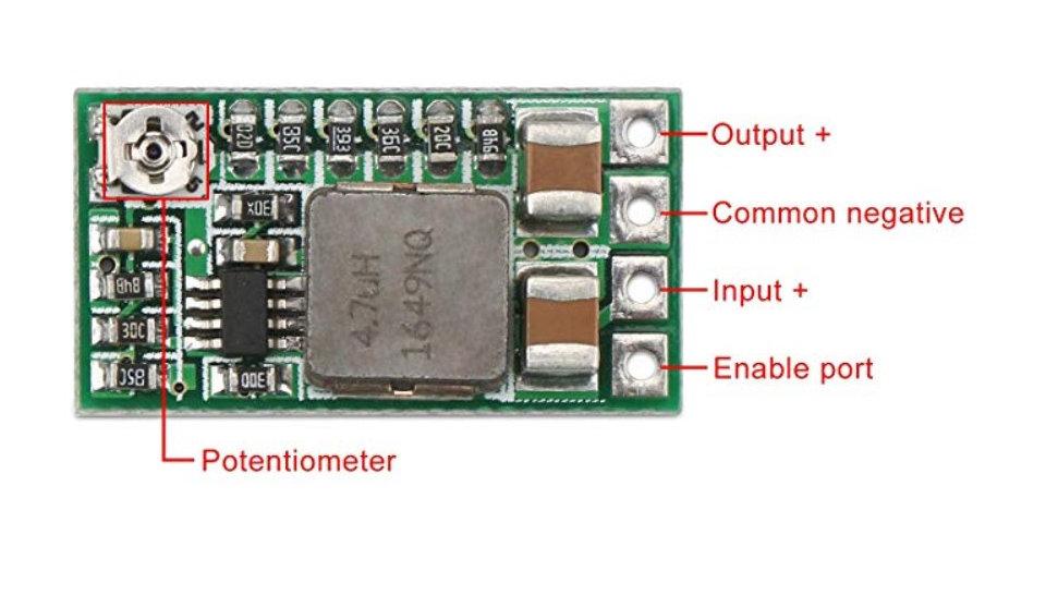 Battery Eliminator (BEC) 3A capacity