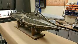 """66"""" Disney Nautilus Build"""