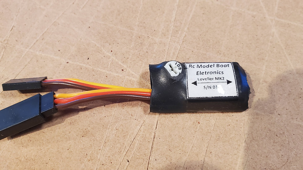 RCModelElectronic Auto Leveller MKII