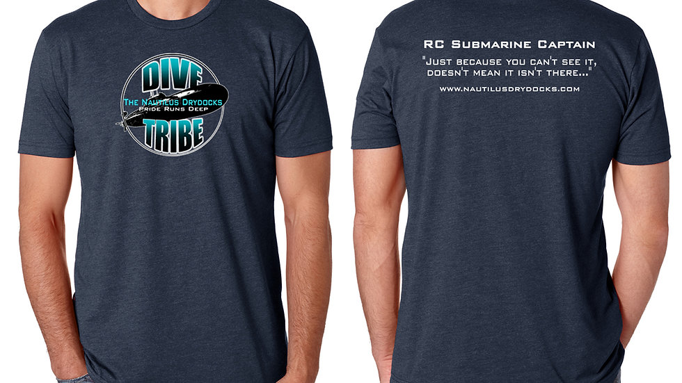 Official DIVETRIBE T-Shirts