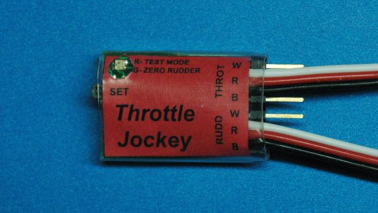 Throttle Jockey Twin Prop Optimizer