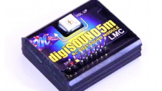 digiSound Large Diesel Sound Effects Module