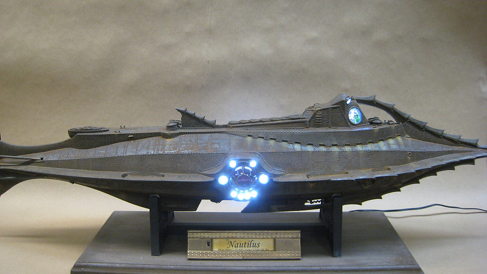 Nautilus Drydocks LED lighting kit