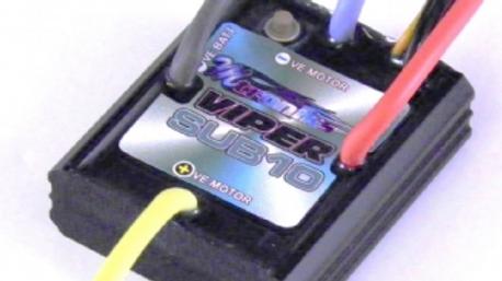 SUB10 - Speed Controller