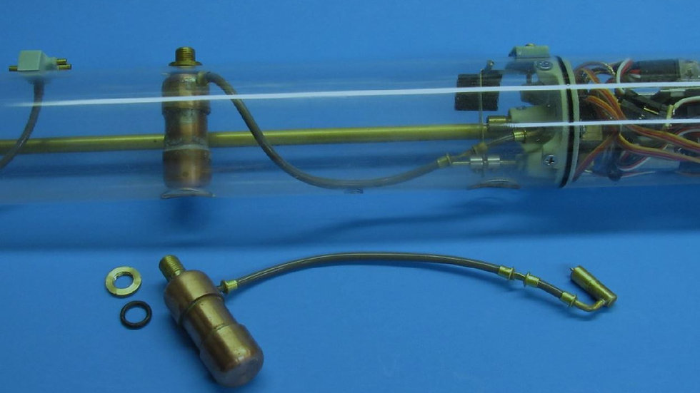 Emergency Gas Backup system for all SubDriver units.