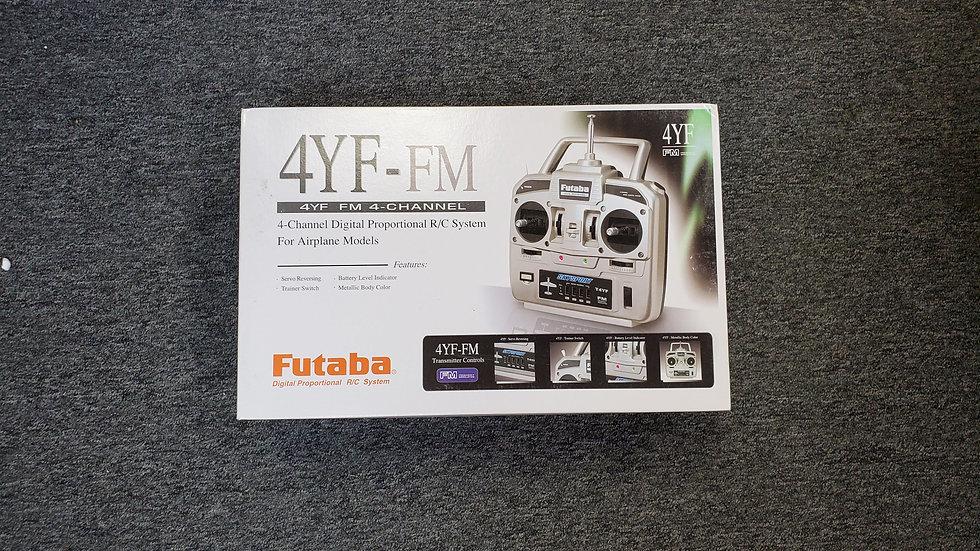 Futaba 4YF FM 75mhz radio system
