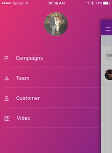 Makk Chatt App Homescreen.