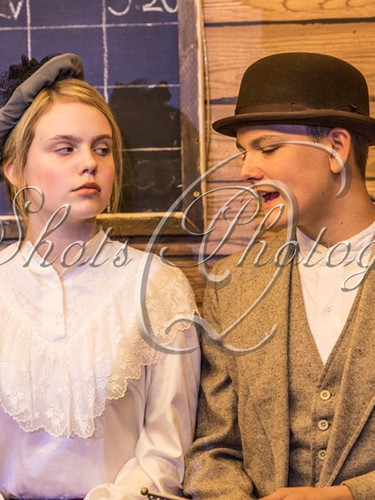 """Southern Broadway Dinner Theater production of """"The Depot"""" 2019"""
