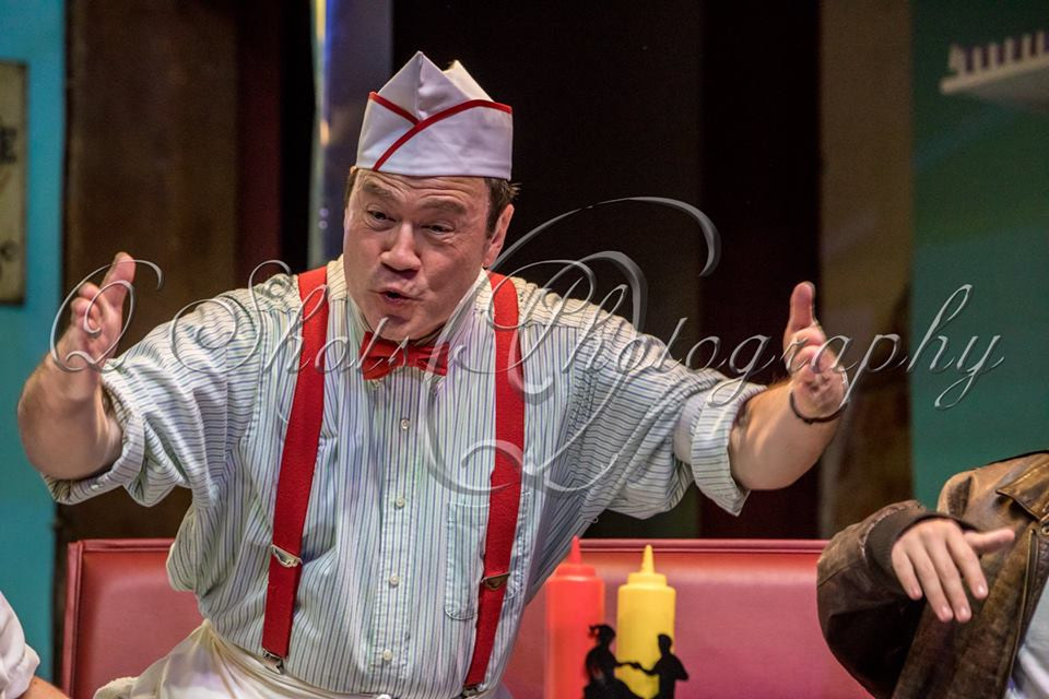 Southern Broadway's Dinner Theater production Soda Shop Hop