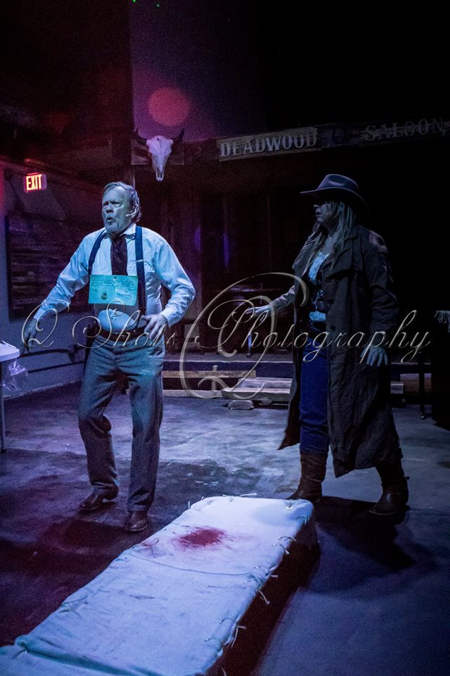 Southern Broadway's Dinner Theater production Mississippi Slim
