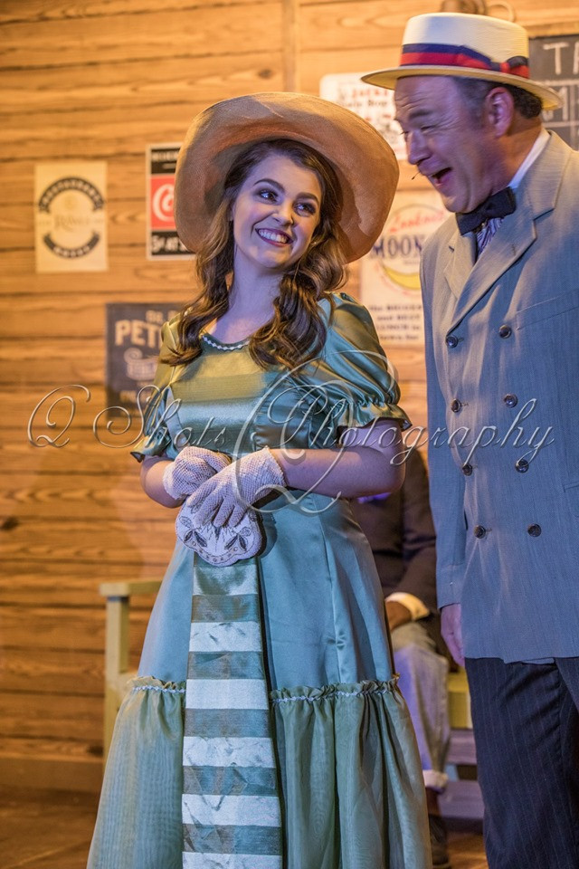 "Southern Broadway Dinner Theater production of ""The Depot"" 2019"