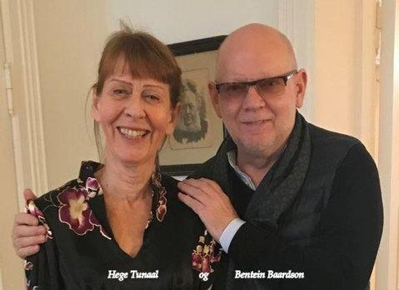 Hege Tunaal og Bentein Baardson