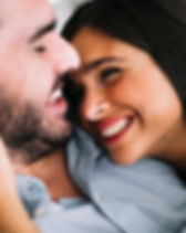 smiling-loving-young-couple-looking-each