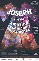 CSLDS Joseph Technicolor Dreamcoat poste