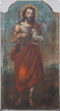 ANONYME - Saint Jean Baptiste