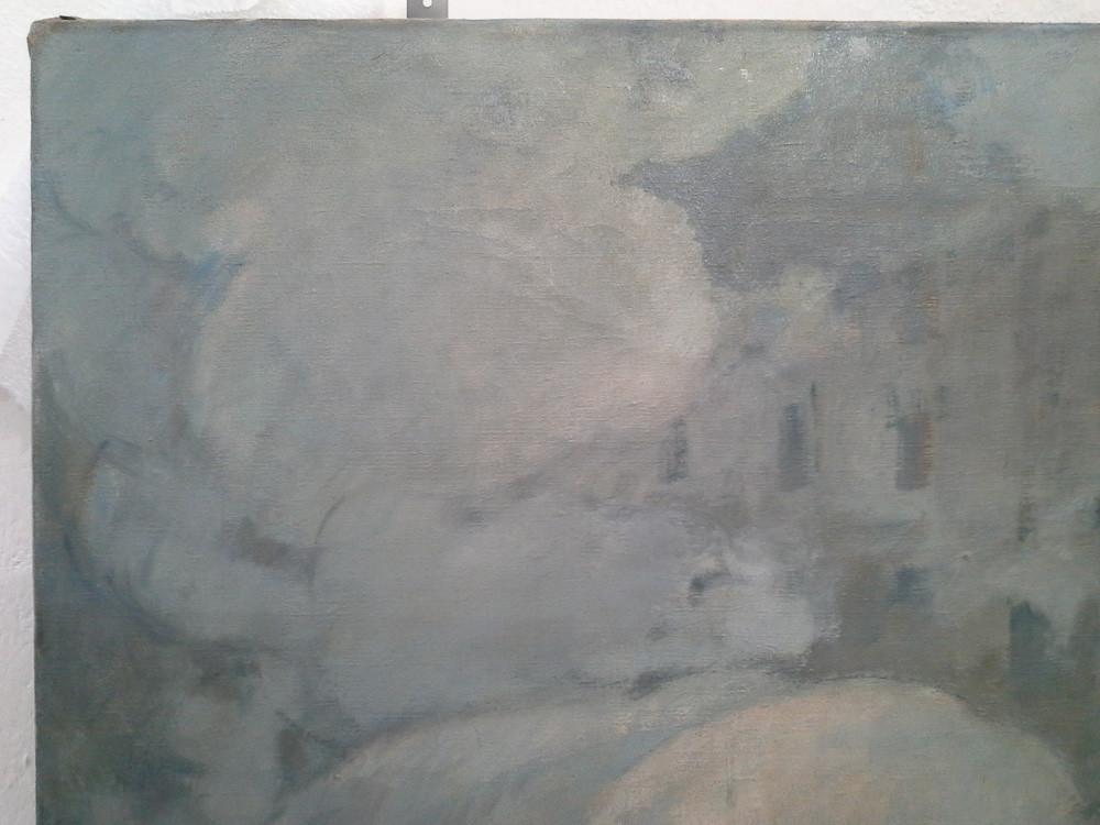 Jules ADLER - Les fumées