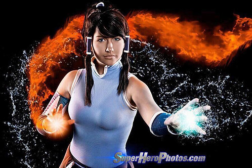 Im the Avatar! - Korra