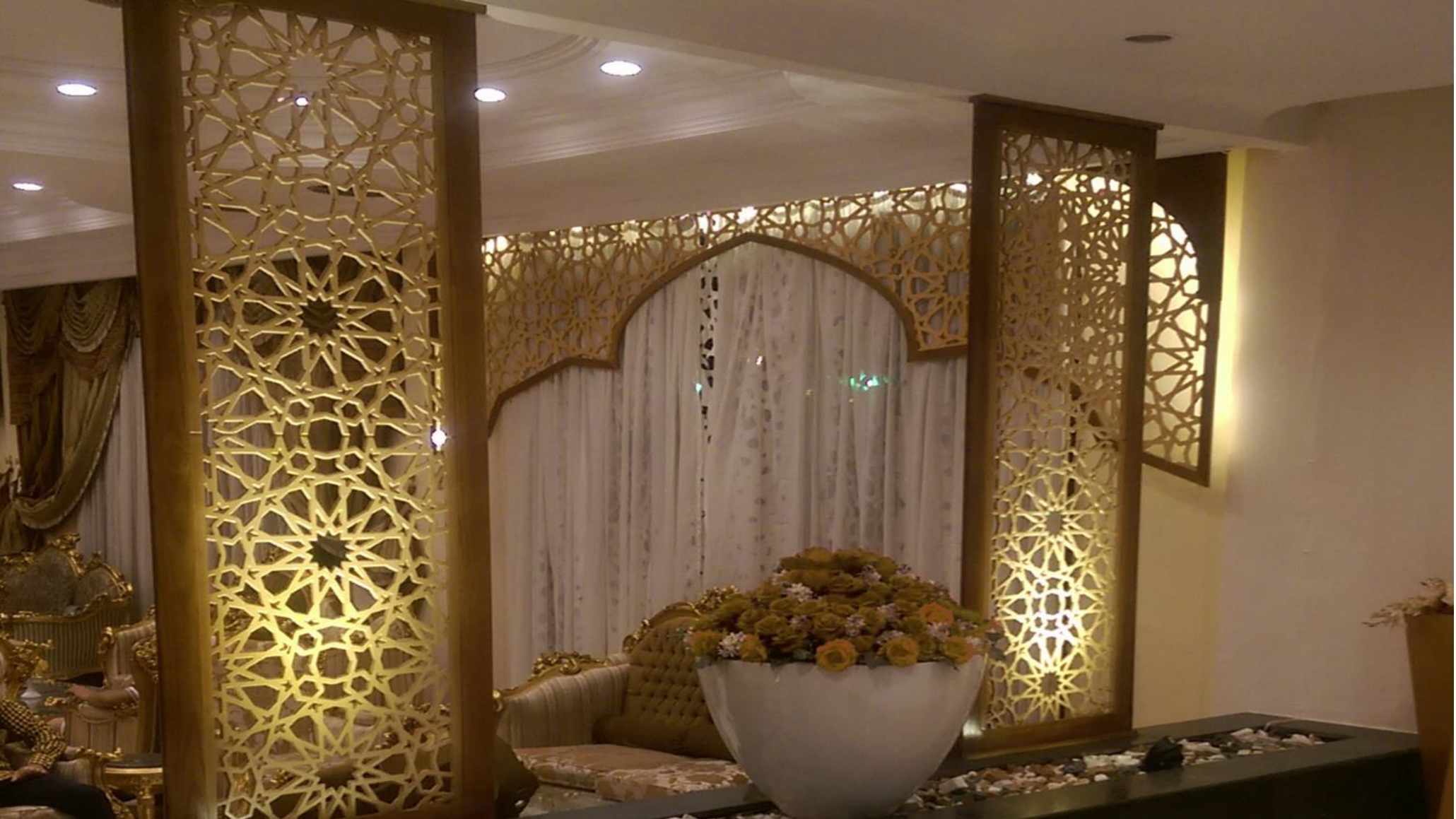 Lobby Decorations
