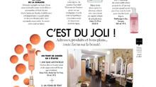Saravy Paris Montorgueil dans ELLE