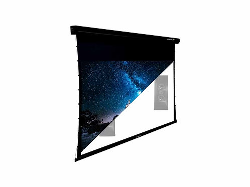 COLISEUM UHD 4K 300C [16:9] TENSIONED ACOUSTIC WOOVEN CANVAS SCREEN