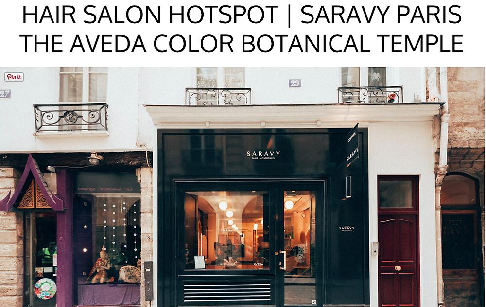 StyleCartel & Saravy Paris Montorgueil