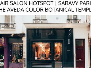StyleCartel plébiscite le salon  Saravy Paris