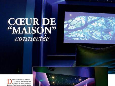 Les Années Laser présentent le show room Connecting Techology
