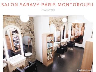 Saravy Paris dans Femme Actuelle