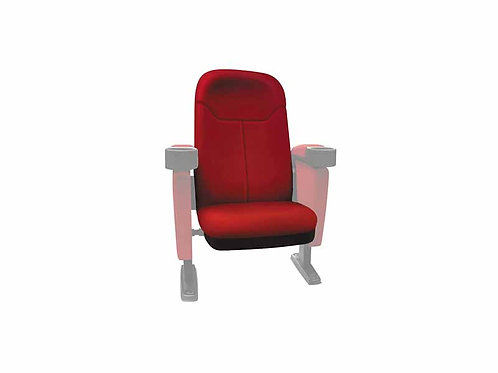 Hollywood Comfort backrest + seat