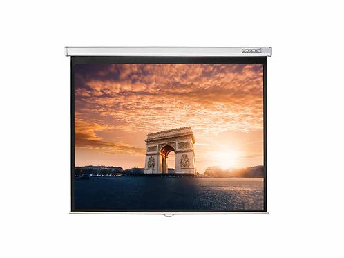 PLAZZA HD 150 C [16:9] MANUAL SCREEN