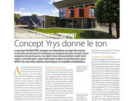Maison France Confort fait confiance à Connecting Technology