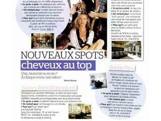 Saravy Paris dans Public