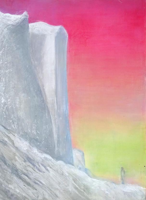 Glace à la Rothko