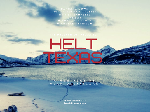 Helt Texas is live!