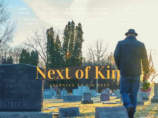Next of Kin is live!