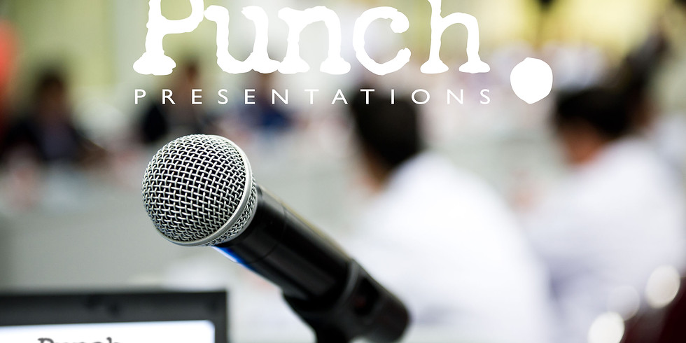 An Actor's Approach To Public Speaking