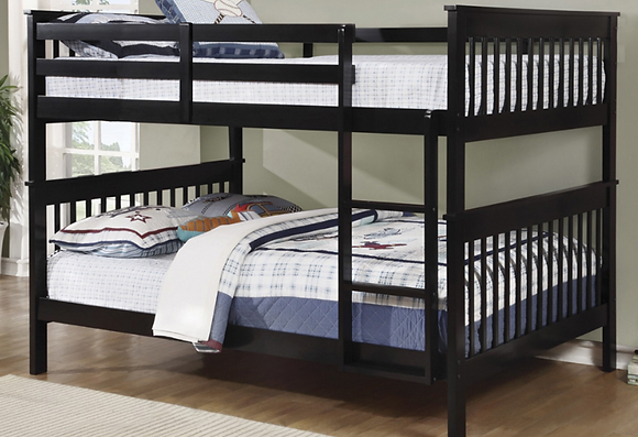 2502 Bunk Bed Full/Full