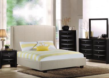 Lindsay Bedroom Set- King